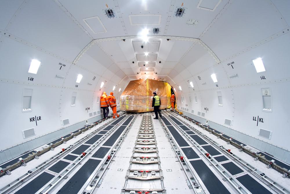 freight interior